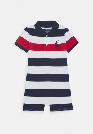 ONE PIECE SHORTALL - Grenouillère - newport navy