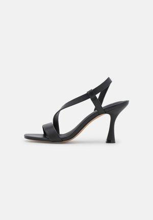 VEGAN ZARIAH - Sandals - black