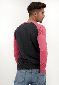 alife & kickin - SAMMYAK - Long sleeved top - cranberry - 2