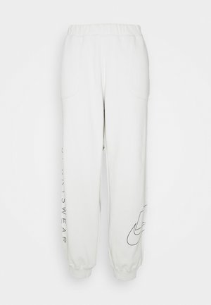 Tracksuit bottoms - light bone