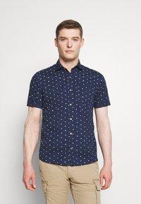 s.Oliver - KURZARM - Shirt - blue - 3