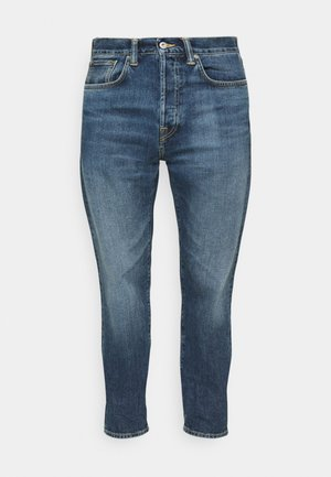 LOOSE TAPERED - Relaxed fit jeans - yoshiko left hand denim blue