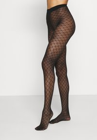 KUNERT - MERMAID - Collant - black - 0