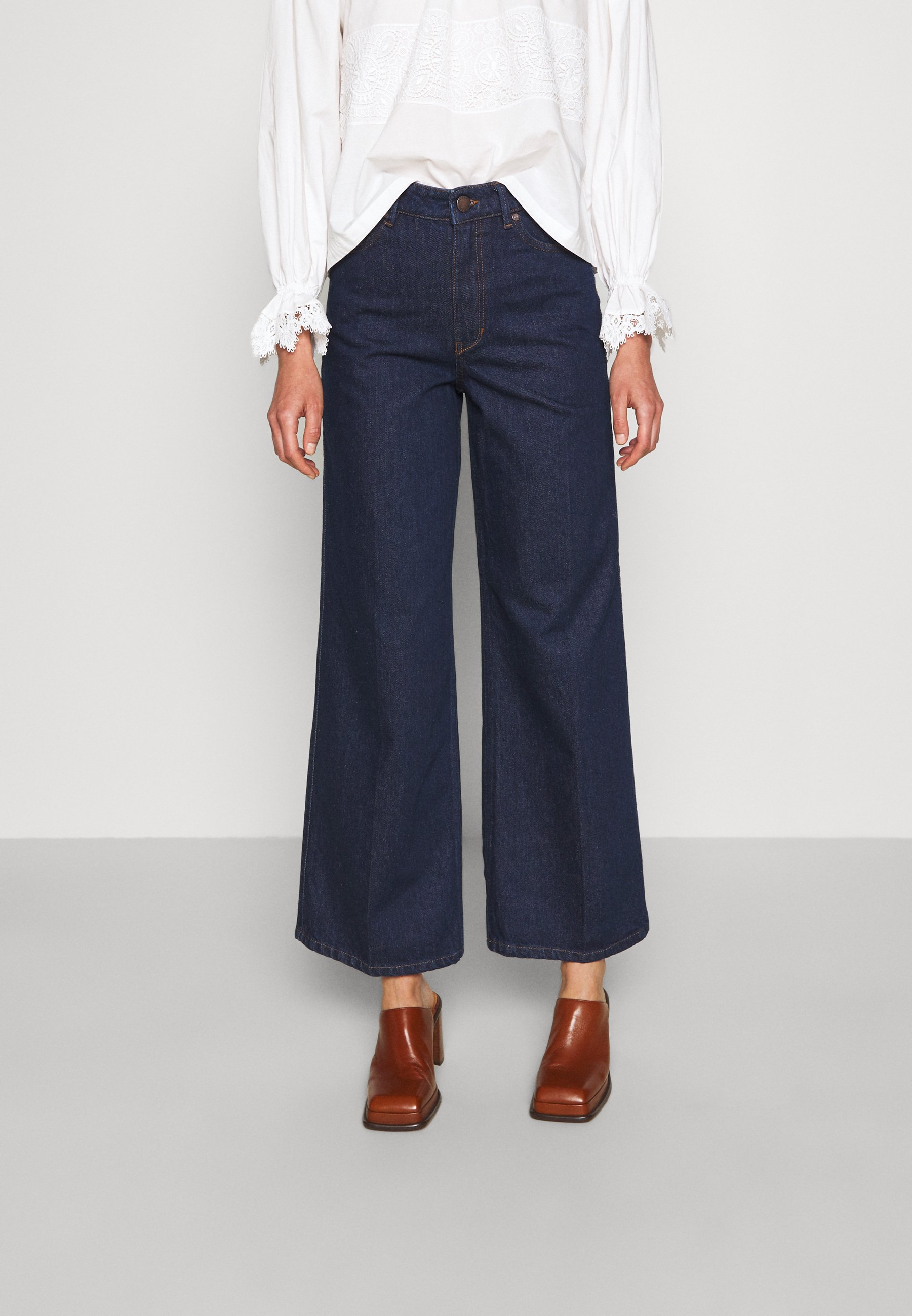Damen 2ND FRECLA  - Flared Jeans