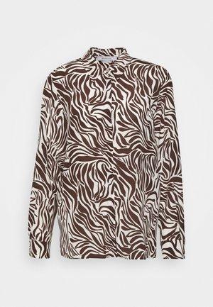 IORGO - Camicia - marrone