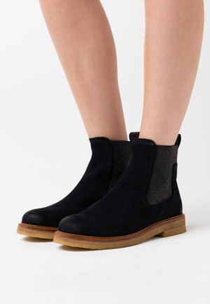 BRENDA - Classic ankle boots - navy