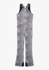 SuperRebel - SKI DUNGAREE  - Talvihousut - beige - 1