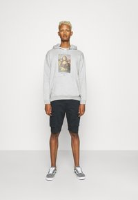 Nominal - MONA LISA HOOD - Sweatshirt - grey marl - 1