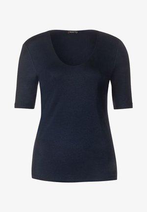 PALMIRA - Basic T-shirt - dark blue