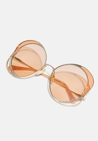Chloé - Sunglasses - gold-coloured/pink - 3