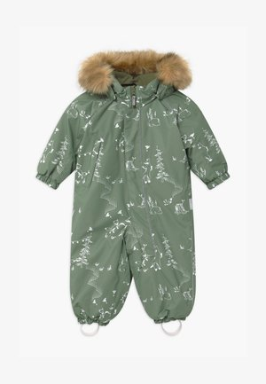 REIMATEC WINTER LAPPI UNISEX - Snowsuit - greyish green