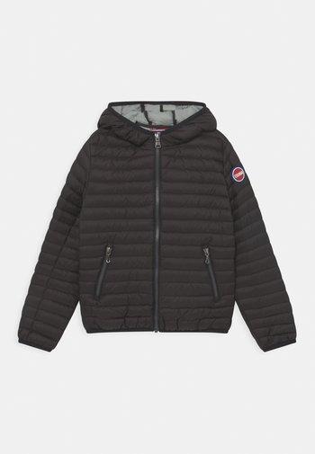 REPUNK UNISEX - Down jacket - black