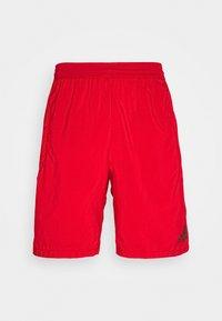SHORT - Sports shorts - scarlet