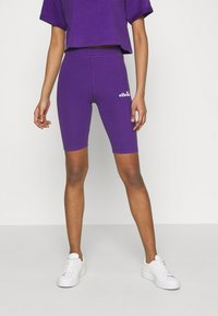 Ellesse - YARRA - Shorts - dark purple - 0