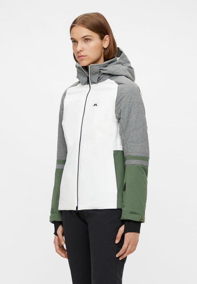 SUNNY - Veste de ski - thyme green