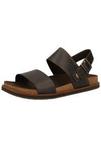 Timberland - TIMBERLAND SANDALEN - Walking sandals - canteen 9011 - 3