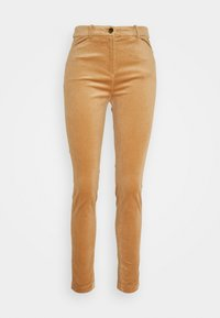 Esprit Collection - Trousers - camel - 0