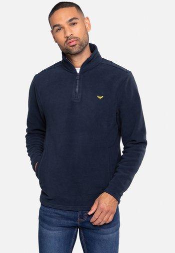 BLADE - Fleece jumper - navy
