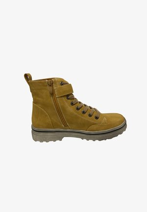Veterboots - gold coloured