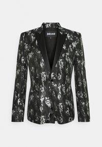 Just Cavalli - JACKET - Blazer jacket - black - 0