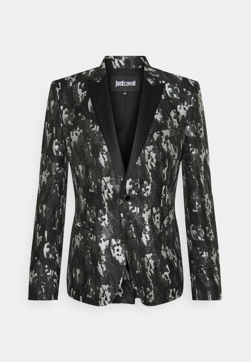 Just Cavalli - JACKET - Blazer jacket - black