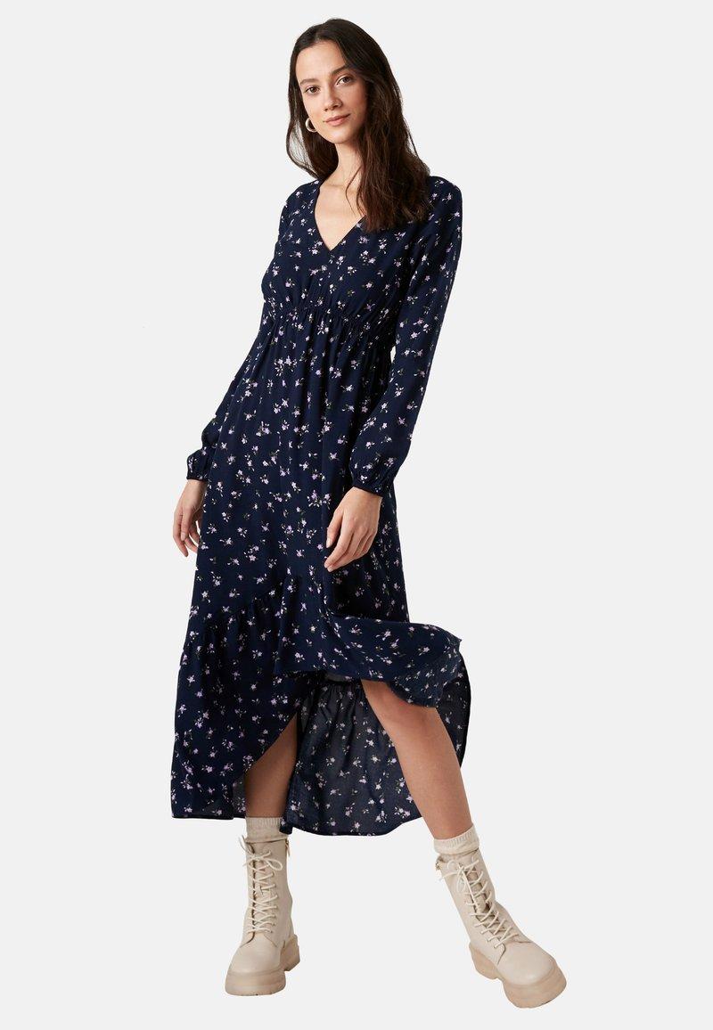 LC Waikiki - Maxi dress - dark blue