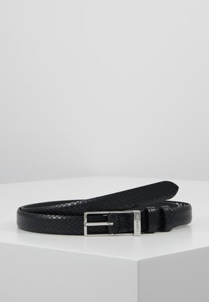 WINGED BELT - Pásek - black