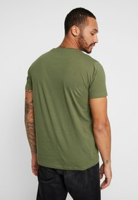 Replay - T-shirt basic - olive - 2