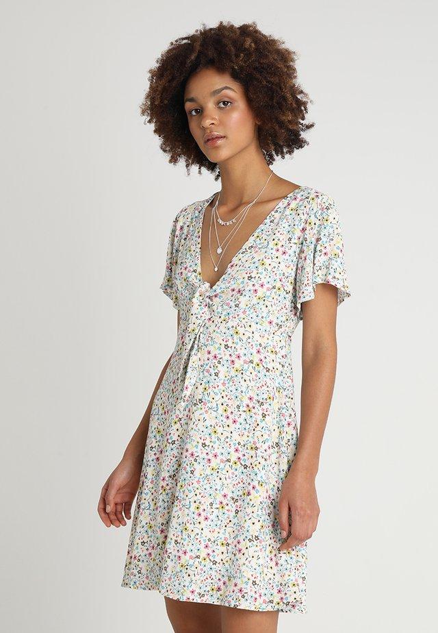 RAINBOW DREAMS MINI DRESS - Denní šaty - multi