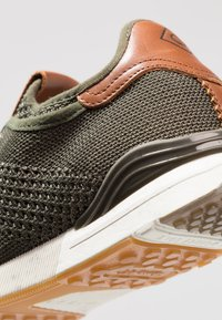 GANT - ATLANTA - Trainers - khaki green - 5