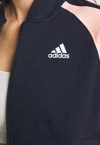 adidas Performance - SET - Tracksuit - dark blue - 5