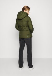 Save the duck - RECYY - Winter jacket - dusty olive - 2