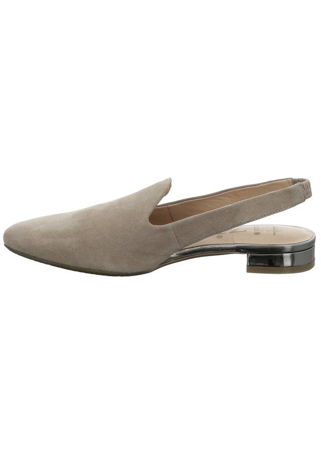 TIZIAN ASCOLI 01 - Sandals - taupe