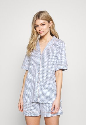 BOYFRIEND SET - Pyjamas - blue light combination