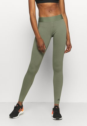 ASK  - Leggings - olive