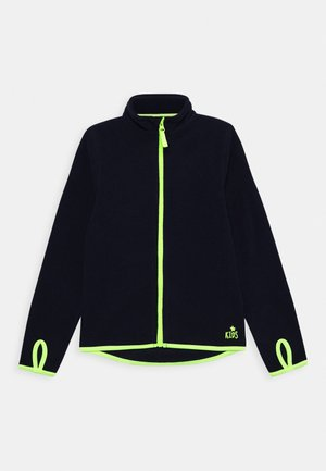 KIDS BASIC POLAR - Fleece jacket - nachtblau