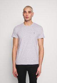 AllSaints - TONIC CREW 3 PACK - Basic T-shirt - optic/black/grey - 1