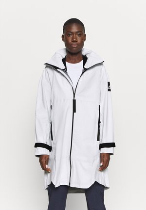 MYSHELTER - Waterproof jacket - white