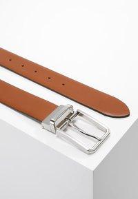 Lloyd Men's Belts - Formální pásek - cognac/schwarz - 3