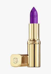 L'Oréal Paris - COLOR RICHE SATIN - Lipstick - 142 bonjour bastille - 0