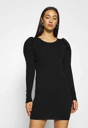 ONLAVY - Pouzdrové šaty - black