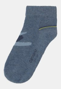 camano - QUARTERS 6 PACK - Socks - blue - 1