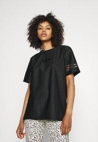 adidas Originals - Basic T-shirt - black - 0