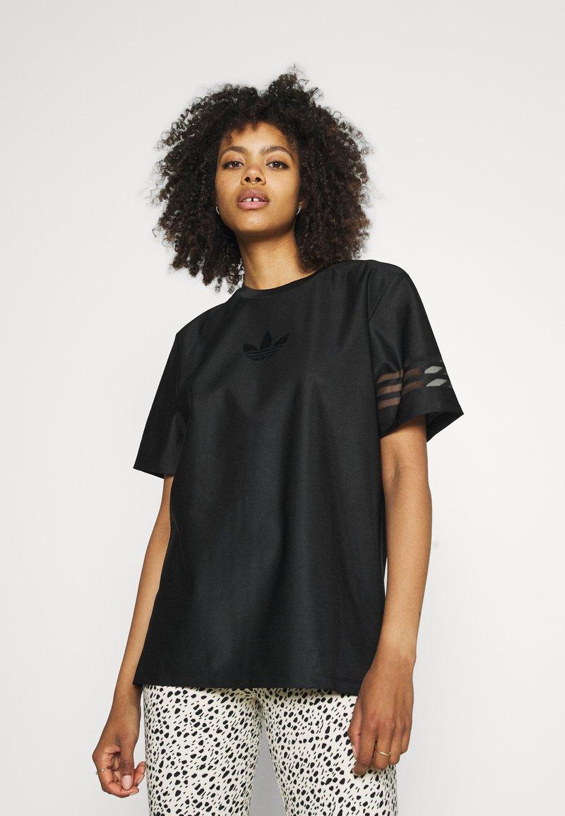 adidas Originals - Basic T-shirt - black