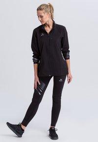 Erima - Sports jacket - black - 1