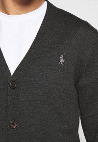 Polo Ralph Lauren - Kardigan - dark granite heat - 7