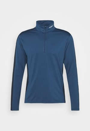 FLEMINTON - Sweat polaire - blue