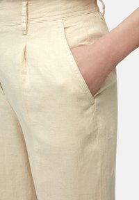 Marc O'Polo - Trousers - summer taupe - 4