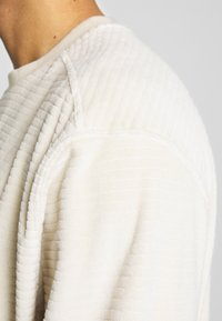 Topman - UNISEX CREW - Sweatshirt - stone - 4