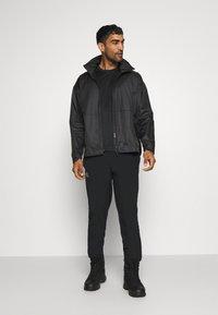 adidas Performance - OUTERIOR URBAN WIND.RDY - Hardshell jacket - black - 1